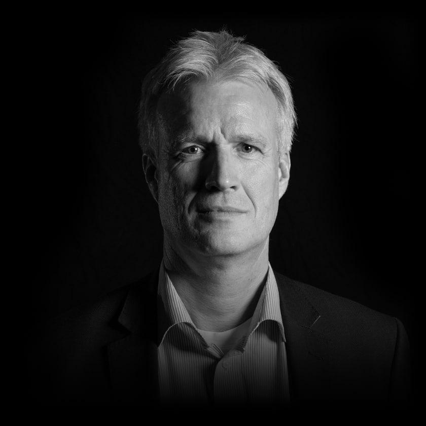 Portret Frans Peek