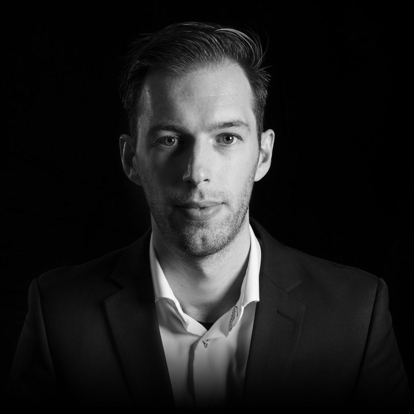 Portret Vincent Hildering