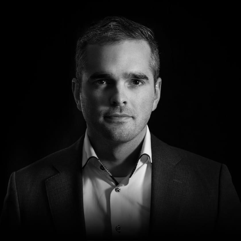 Portret Alex Kloosterman