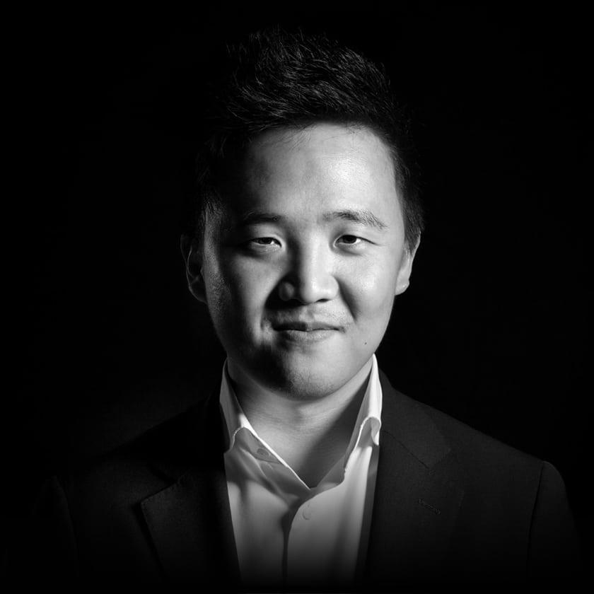 Portret Dong-o Kwak