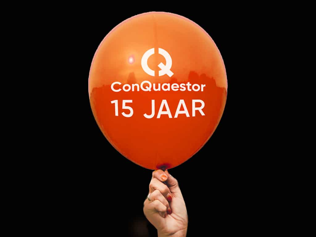 ConQuaestor 15 jaar alumni event