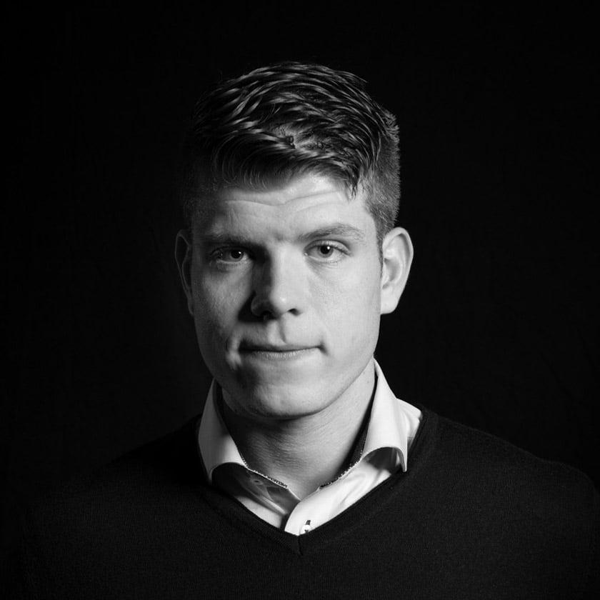 Portret Robbert van Swieten