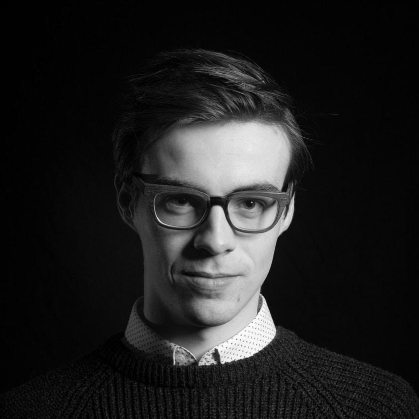Portret Bastiaan Claasen