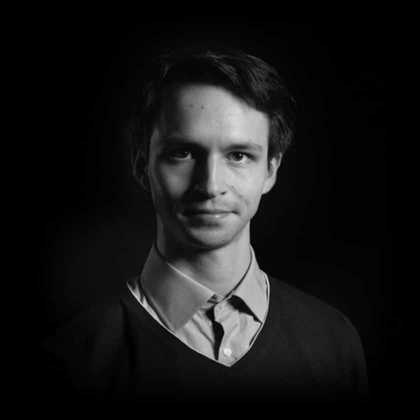 Portret Collin Gorissen