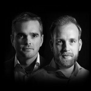Portret Alex & Niels, Register Controllers, ConQuaestor title=