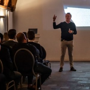 Masterclass Business Analytics 11 december 2019 Sander Duivestein