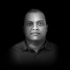 Omesh Debipersad ConQuaestor Trainee Business Analytics Portret title=