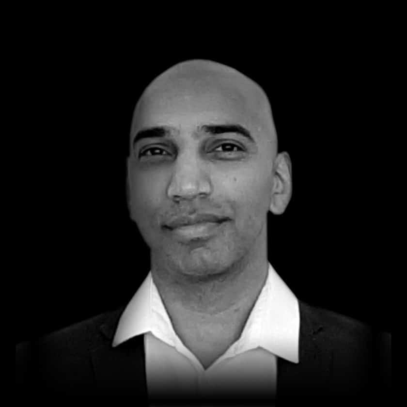 Portret Marc Kumar